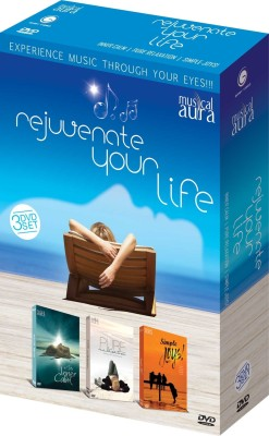 Buy Musical Aura - Rejuvenate Of Life: Av Media