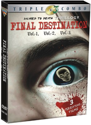 Buy Final Destination Trilogy(Set Of 3 DVD ): Av Media