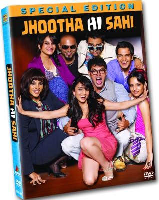 Buy Jhootha Hi Sahi: Av Media