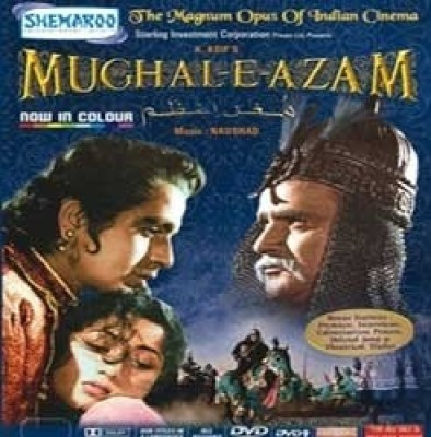 Buy Mughal-E-Azam - Colour: Av Media