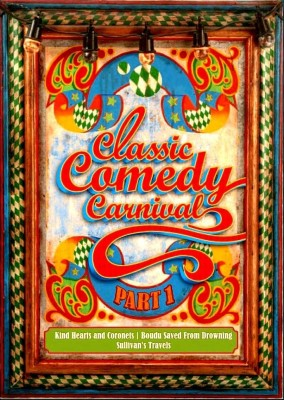 Buy Classic Comedy Carnival Boxset Part 1: Av Media
