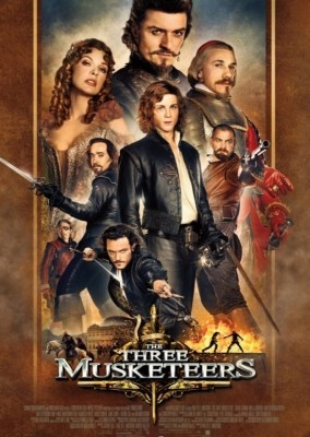 Buy The Three Musketeers: Av Media