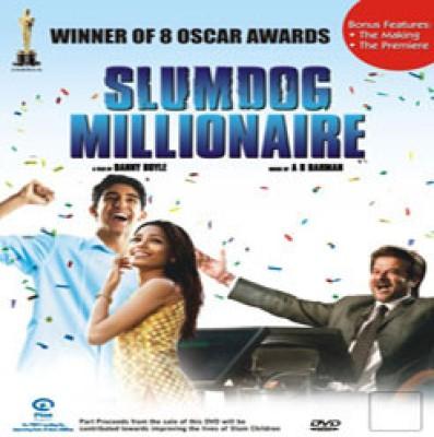 Buy Slumdog Millionaire (English): Av Media