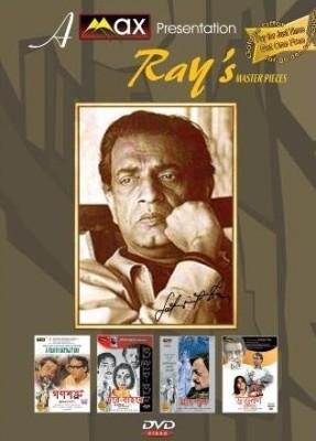 Buy Ray'S Masterpieces - (Ganashatru (1989) / Ghare-Baire (1984) / Agantuk (1991) / Uttaran (1994) ): Av Media