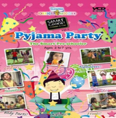 Smart Cookie   Vol 1   Pyjama Party available at Flipkart for Rs.90