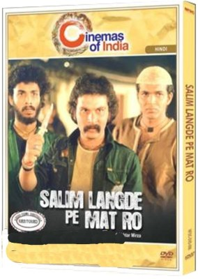 Buy Salim Langde Pe Mat Ro ((Collector's Edition)): Av Media