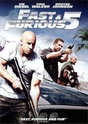Buy Fast & Furious 5: Av Media