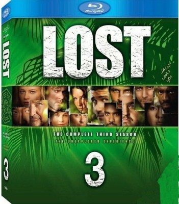 Buy LOST Season 3: Av Media