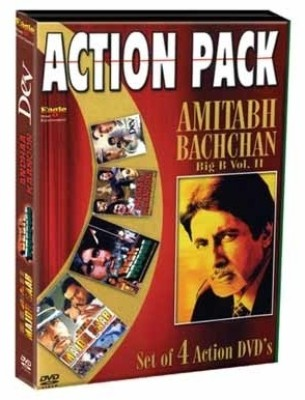 Buy The Big B Action Pack: Av Media
