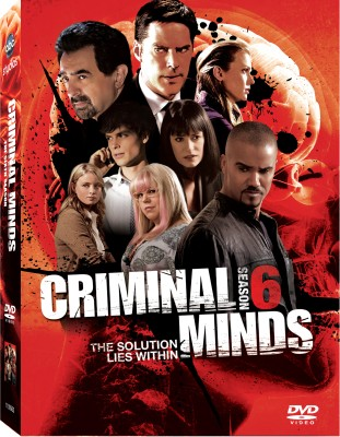 Buy Criminal Minds Season 6: Av Media