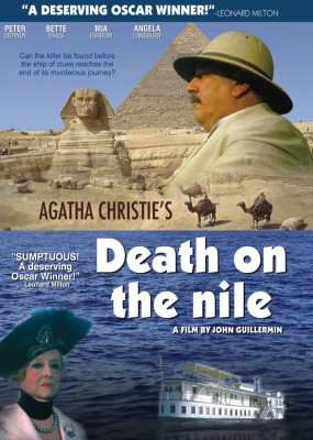 Buy Death On The Nile: Av Media