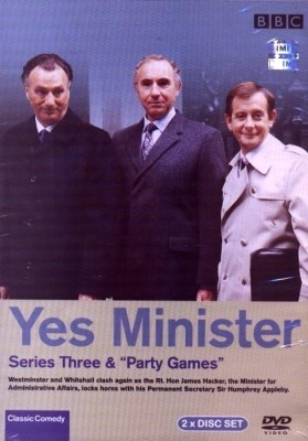 Buy Yes Minister Season - 3: Av Media