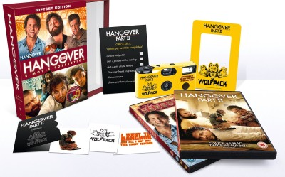 Buy The Hangover: 2 Movie Collection (Deluxe Edition): Av Media