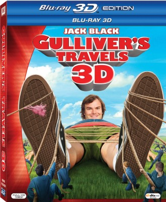 Buy Gulliver's Travels - 3D (3D Bluray): Av Media