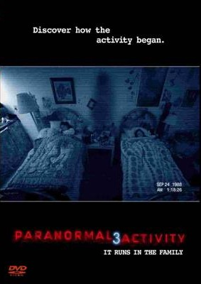 Buy Paranormal Activity 3: Av Media