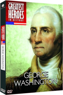 Buy The Great Heroes - George Washington: Av Media