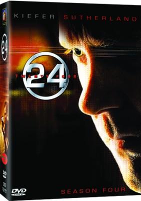 Buy 24: Season 4: Av Media
