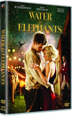Buy Water For Elephants: Av Media