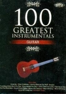 Buy 100 Greatest Instrumentals: Guitar (Cover Version): Av Media