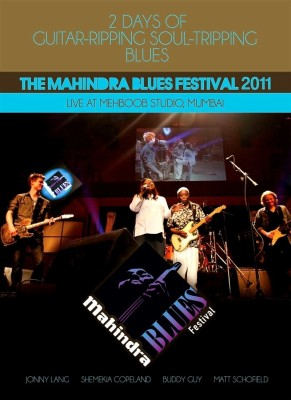 Buy Mahindra Blues Festival 2011: Av Media