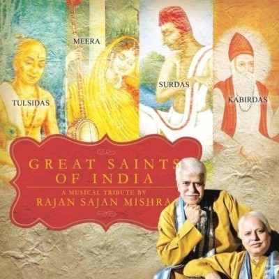Buy Great Saints Of India - Rajan Sajan Mishra: Av Media