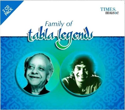 Buy Family Of Tabla Legends (Instrumental): Av Media