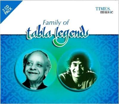 Buy Family Of Tabla Legends (Instrumental): Av Media