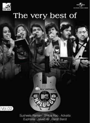 Buy The Very Best Of Micromax MTV Unplugged Volume 2: Av Media