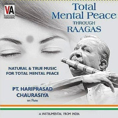 Buy Total Mental Peace Through Raagas (Instrumental): Av Media