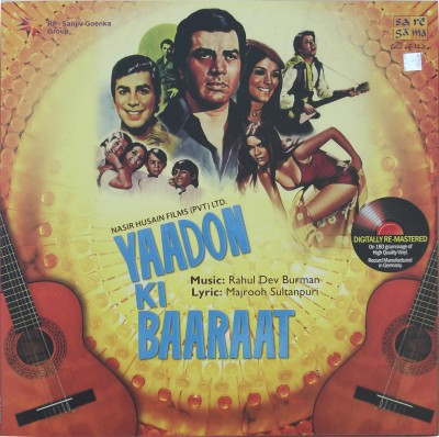 Buy Yaadon Ki Baarat: Av Media
