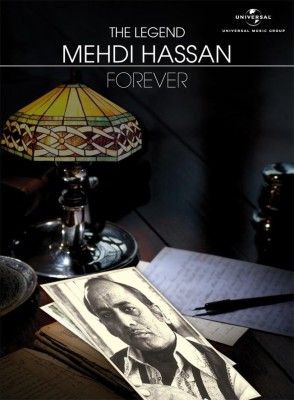 Buy The Legend Forever - Mehdi Hassan: Av Media