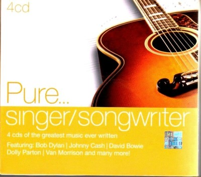 Buy Pure Singer Songwriters Various: Av Media