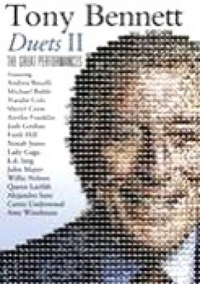 Buy Tony Bennett - Duets II: The Great Performance (DVD + Audio CD): Av Media