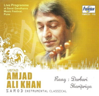 Buy Amjad Ali Khan: Av Media