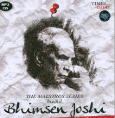 Buy The Maestros Series - Pandit Bhimsen Joshi: Av Media