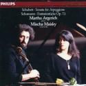 Schubert: Sonata For Arpeggione; Schumann: Fantasiestcke, Op. 73: Av Media