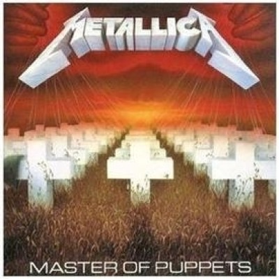 Buy Master Of Puppets (Uk): Av Media