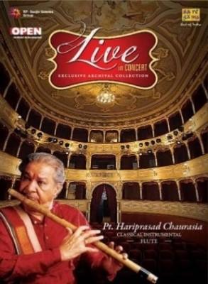 Buy Live In Concert - Pandit Hariprasad Chaurasia: Av Media