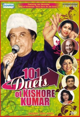 Buy 101 Duets Of Kishore Kumar: Av Media