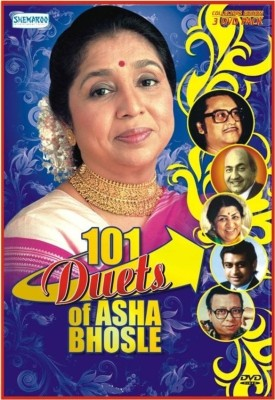 Buy 101 Duets Of Asha Bhosle: Av Media