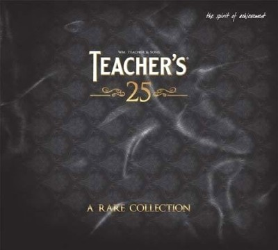 Buy Teacher'S 25 - A Rare Collection: Av Media