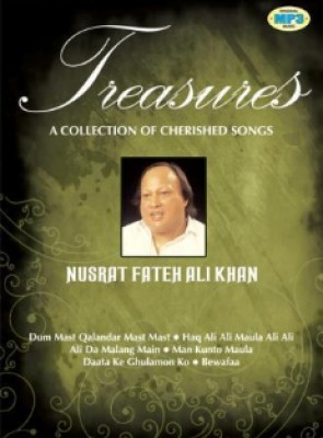 Buy Treasures - Nusrat Fateh Ali: Av Media