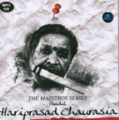Buy The Maestros Series - Pandit Hariprasad Chaurasia (Instrumental): Av Media