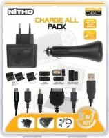 Nitho Charge All Pack Black, For PSP