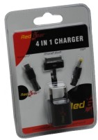 Red Gear 4 in 1 Charger For PSP