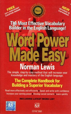 Buy Word Power Made Easy New Revised & Expanded Edition (English) 1st  Edition: Book