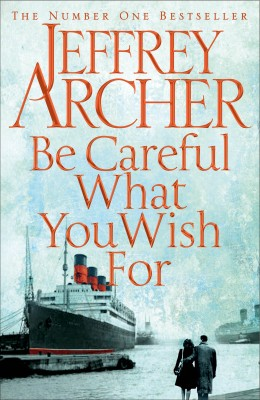 Buy Be Careful What You Wish For: Book