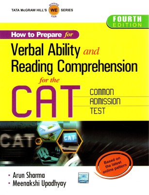 Buy How to Prepare for Verbal Ability and Reading Comprehension for the CAT Common Admission Test 4th Edition: Book