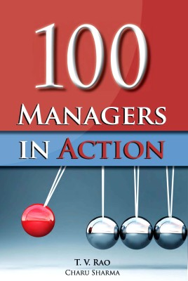 Buy 100 Managers in Action (English) 1st Edition: Book