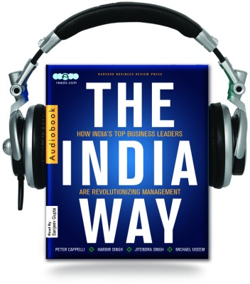 Buy The India way (Audiobook) (English): Book